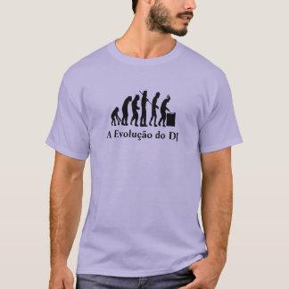 Die Entwicklung des DISKJOCKEYS T-Shirt