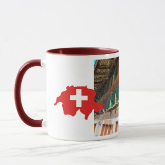 Die erforschenschweiz, Schweizer Szene Tasse