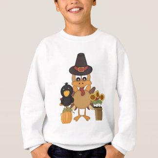 Die Erntedank-Türkei-Freunde Sweatshirt