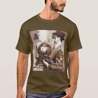 Die erschöpften Lichter mein amerikanisches T-Shirt