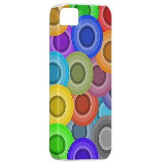 Die Farben, schön, spritzt, Regenbogen, Mode, Etui Fürs iPhone 5