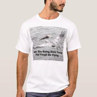 Die Ferien eines Pelikans T-Shirt