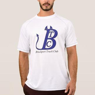 Die Feuchtigkeit Wicking T der Männer T-Shirt