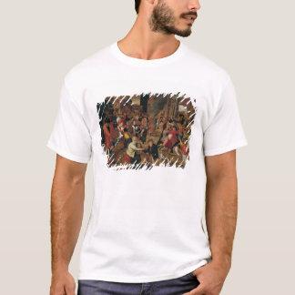 Die Feuer von St Martin T-Shirt