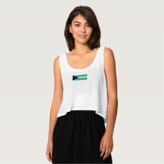 Die Flagge der Frauen des Bahamas-Trägershirts Tank Top