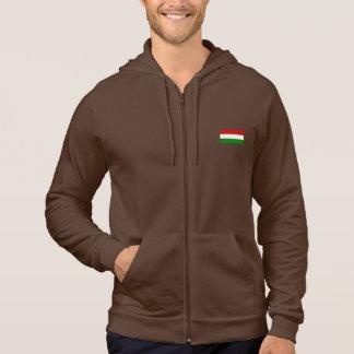 Die Flagge von Ungarn Hoodie