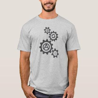 Die Gänge drehen sich in Richtung zu C4SS T-Shirt