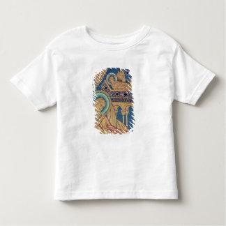 Die Geburt Christi, Platte vom Verduner Kleinkinder T-shirt