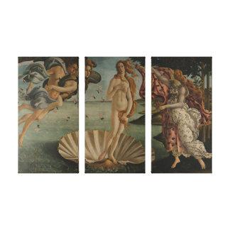 Die Geburt von Venus Leinwanddruck