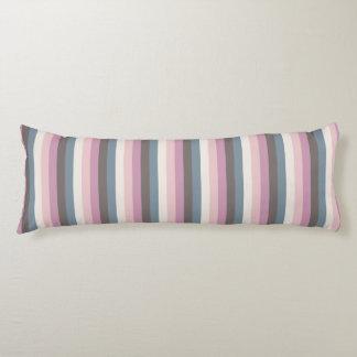 Die gefärbte Antike Stripes Muster Seitenschläferkissen