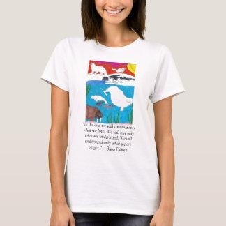 Die gefrorene Arktis T-Shirt
