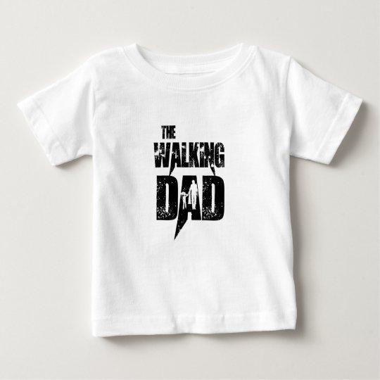Die gehende Mamma Baby T-shirt