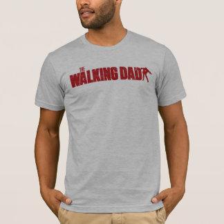 Die GEHENDE VATI-Shirt Zombie-Ausgabe T-Shirt