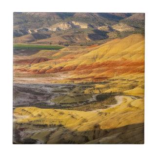 Die gemalten Hügel in den John-Tagesversteinerten Keramikfliese