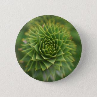 die Geometrie der Natur Runder Button 5,7 Cm