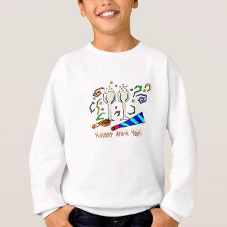 Die Geräusch-Hersteller des neuen Jahres Sweatshirt