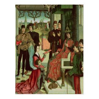 Die Gerechtigkeit des Kaisers Otto: Versuch durch Postkarte