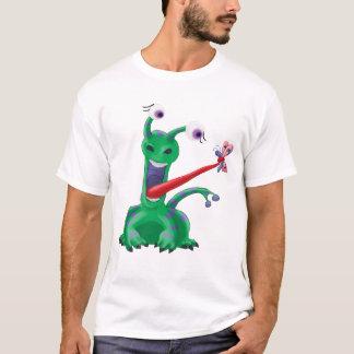 Die geschmackvolle Leckerei der grünen Alien! T-Shirt