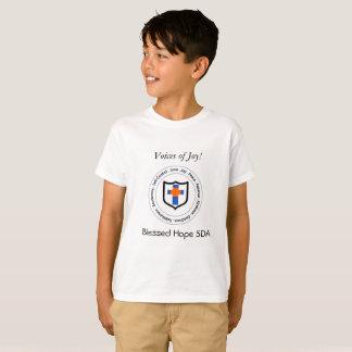Die gesegneten Hoffnungs-Stimmen der Freude T-Shirt