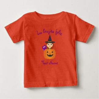 """""""Die glückliche Hexe-"""" Halloween-T - Shirt"""
