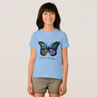 Die Grenze des Himmels! T-Shirt