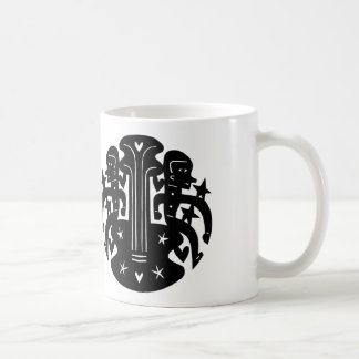 Die große Gitarre Kaffeetasse