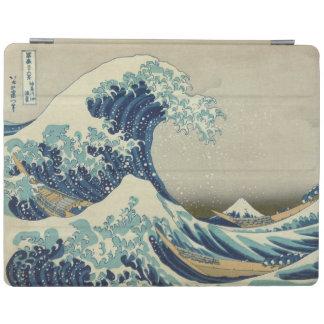Die große Welle iPad Hülle