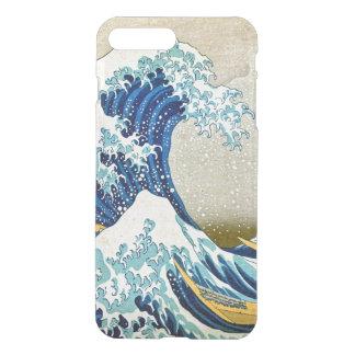 Die große Welle iPhone 7 Plus Hülle
