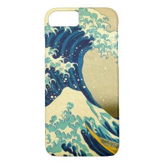 Die große Welle iPhone 8/7 Hülle