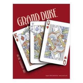 Die Großherzogpostkarte Postkarte