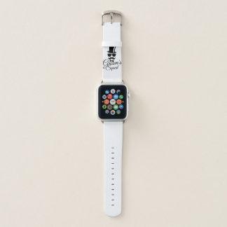 Die Gruppe des Bräutigams Apple Watch Armband