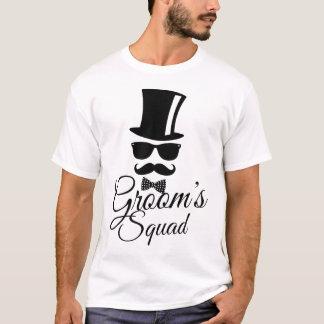 Die Gruppe des Bräutigams T-Shirt