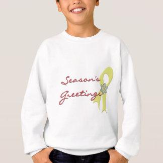 Die Gruß-Band der Jahreszeit Sweatshirt