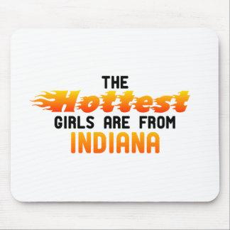 Die heißesten Mädchen kommen aus Indiana Mauspads