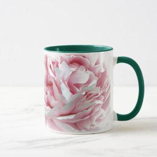 Die Hochzeits-Blumen-Tasse Tasse