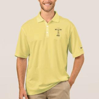 Die Hoffnungs-Golf-Polo der Männer radikales Polo Shirt