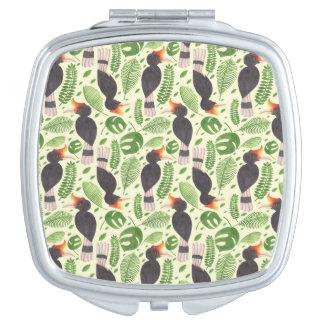 Die Hornbills Taschenspiegel