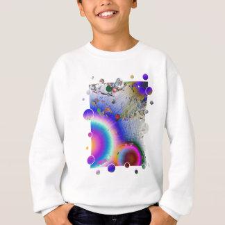 Die Hosen 2a des Malers gerahmt Sweatshirt