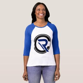 Die Hülseblauer Raglan-T - Shirt