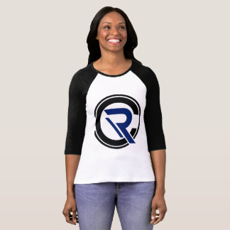 Die Hülseschwarzer Raglan-T - Shirt
