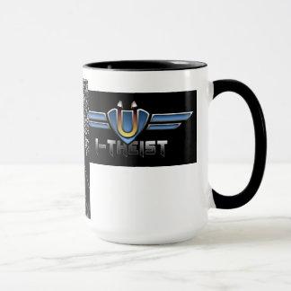 Die Ich-Theistyoutube-Kanal-Kaffee-Tasse Tasse