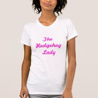 Die Igels-Dame T-Shirt