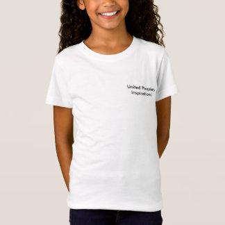 Die Inspirations-Kinder der vereinigten Leute T-Shirt