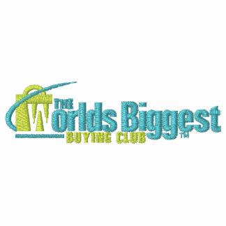 Die Jacke der Weltgrößtes Weiß gestickten Frauen