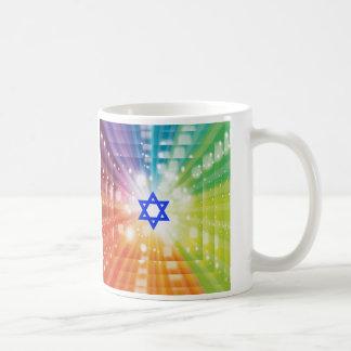 Die jüdische Explosion der Lichter Kaffeetasse