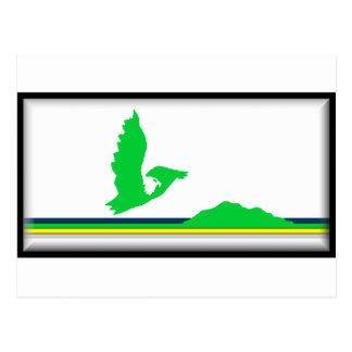 Die Kap-Breton-Insel Postkarte