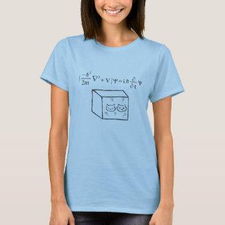 die Katze der schrodingers T-Shirt