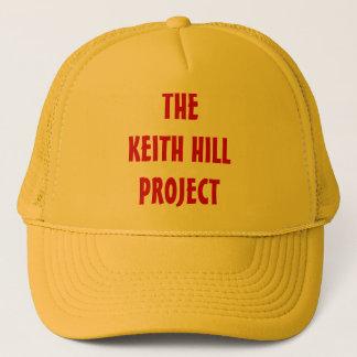 Die Keith-Hügel-Projekt-Baseballmütze Truckerkappe