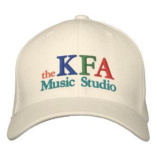 Die KFA Musik-Studio-Kappe Bestickte Kappen