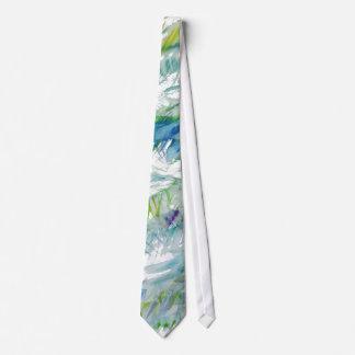 '' Die Kiefer '' Individuelle Krawatte